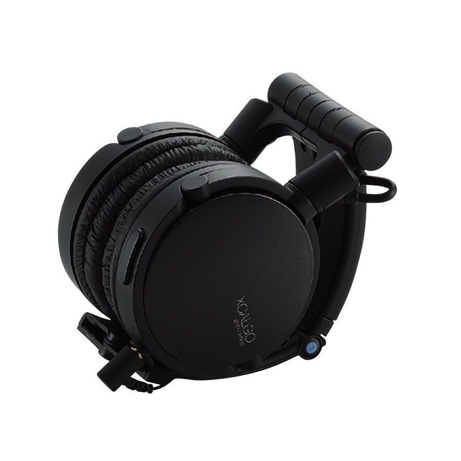 casque audio pliable mp3 xcalgo elecom noir prix bas. Black Bedroom Furniture Sets. Home Design Ideas