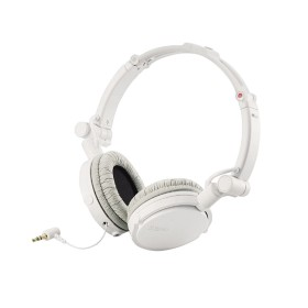 Casque Audio pliable MP3 XCALGO Elecom - Blanc