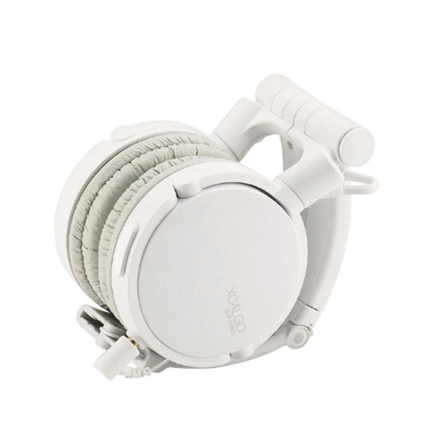 casque audio pliable mp3 xcalgo elecom blanc prix bas. Black Bedroom Furniture Sets. Home Design Ideas