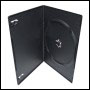 100 Boitiers DVD Simple Slim Case 7mm Noir Cybercentrale  - BSDVD100