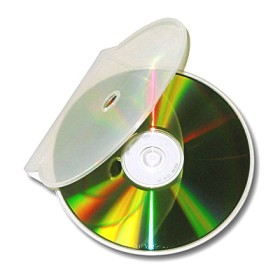 50 Boitiers CD&DVD C-SHELL Transparent