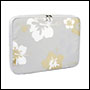 "Etui de protection pour Notebook 15'4 - G Cube collection ""Aloha Sunrise"" - Blanc"