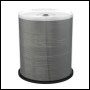 100 CD-R vierge 52x 700Mo Imprimable MediaRange en Spindle - MR203