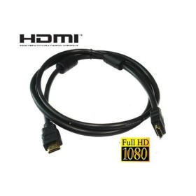 Cable HDMI Haute Qualite 19 broches 1.8m Noir