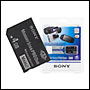 Memory Stick Pro Duo 4 go Sony - MSMT4GN